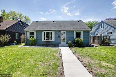 Saint Paul Single Family Home For Sale: 2010 Thure Avenue