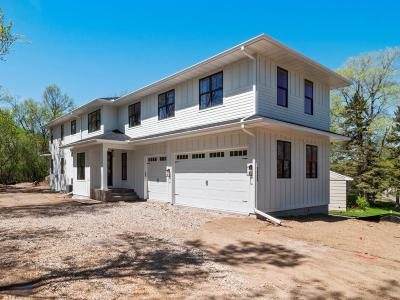 Minnetonka Single Family Home For Sale: 3226 Lake Shore Boulevard