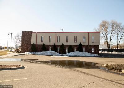 Crystal, Golden Valley, Minneapolis, Minnetonka, New Hope, Plymouth, Robbinsdale, Saint Louis Park Commercial For Sale: 5747 W Broadway Avenue