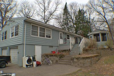 Brainerd Single Family Home For Sale: 15135 Riverside Drive