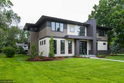 Edina Single Family Home For Sale: 6113 Jeffrey Lane