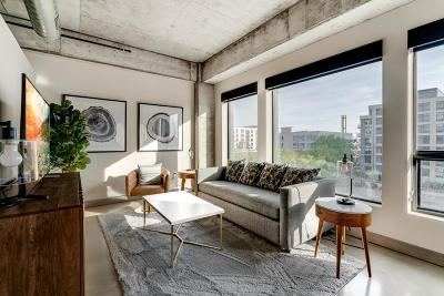 Minneapolis Condo/Townhouse For Sale: 728 N 3rd Street #804