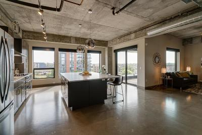 Minneapolis Condo/Townhouse For Sale: 728 N 3rd Street #701