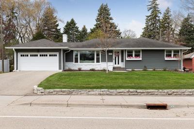 Edina Single Family Home For Sale: 6016 Concord Avenue