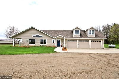Meeker County Single Family Home For Sale: 21775 746th Avenue