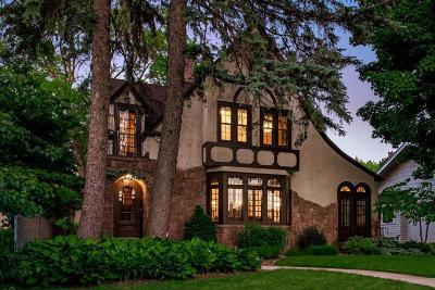 Minneapolis Single Family Home For Sale: 4909 Dupont Avenue S