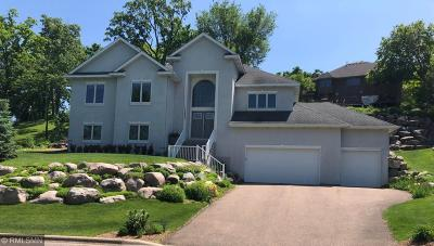 Burnsville Single Family Home For Sale: 12623 Diamond Drive