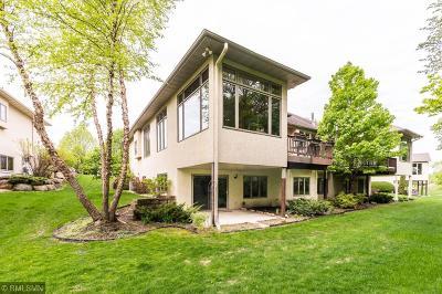 Eden Prairie Single Family Home Contingent: 11914 Germaine Terrace