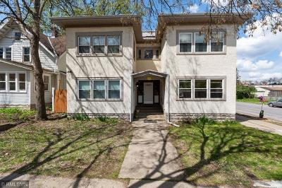 Crystal, Golden Valley, Minneapolis, Minnetonka, New Hope, Plymouth, Robbinsdale, Saint Louis Park Multi Family Home Sold: 3500 1st Avenue S