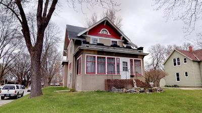 Willmar Single Family Home For Sale: 1322 Ella Avenue NW