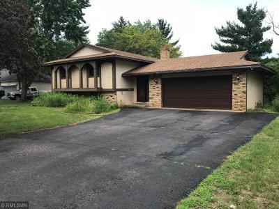 Dayton Single Family Home Contingent: 13610 Evergreen Lane N