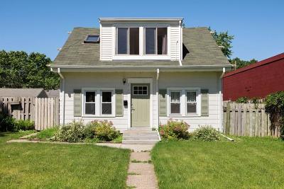 Saint Louis Park Single Family Home For Sale: 3730 Oregon Avenue S