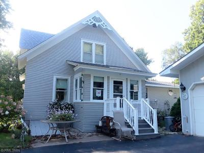 Pepin Single Family Home For Sale: 30 Fourth St
