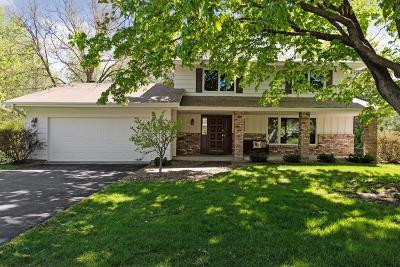 Edina Single Family Home For Sale: 7313 Schey Drive