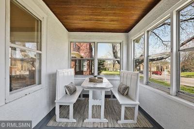 Saint Paul Single Family Home For Sale: 375 Lexington Parkway S