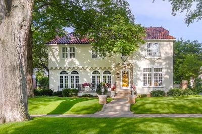 Single Family Home For Sale: 4512 Edina Boulevard