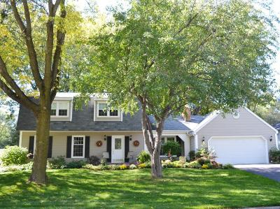 Bloomington Single Family Home For Sale: 8448 Irwin Road