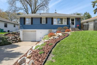 Inver Grove Heights Single Family Home Contingent: 4525 August Way