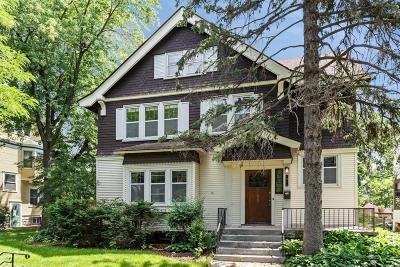 Saint Paul Single Family Home For Sale: 1072 Portland Avenue
