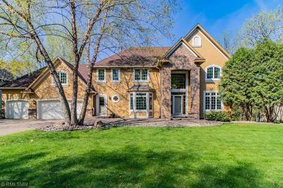 Eden Prairie, Chanhassen, Chaska, Carver Single Family Home For Sale: 6381 Oxbow Bend