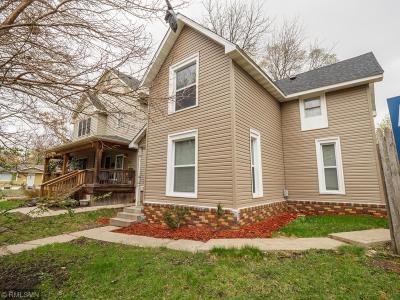 Minneapolis Single Family Home For Sale: 2126 N Aldrich Avenue N