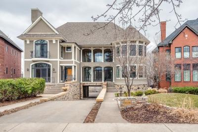 Minneapolis Condo/Townhouse For Sale: 1600 Kenwood Parkway