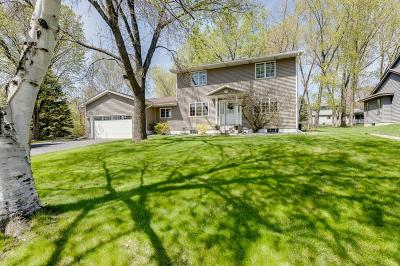 Mendota Heights Single Family Home For Sale: 1095 Vail Drive