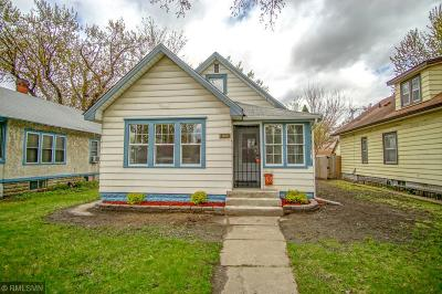Minneapolis Single Family Home Contingent: 5233 34th Avenue S
