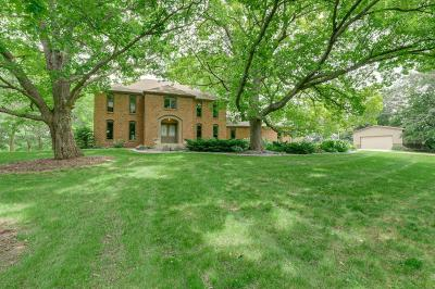 Scott County Single Family Home For Sale: 23451 Valley Forge Road
