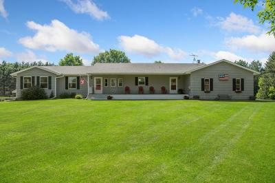 Sherburne County Single Family Home For Sale: 23110 170th Street NW