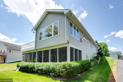 Waconia Condo/Townhouse For Sale: 1424 Beachcomber Boulevard