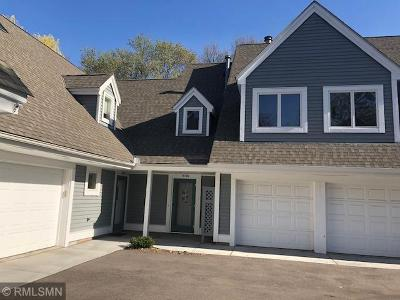 Wayzata, Plymouth Condo/Townhouse For Sale: 1549 Hollybrook Road