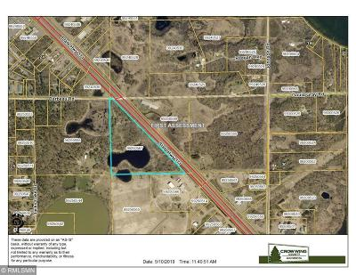 Brainerd Residential Lots & Land For Sale: 16929 State Highway 371