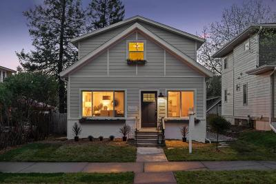 Saint Paul Single Family Home For Sale: 1315 Palace Avenue