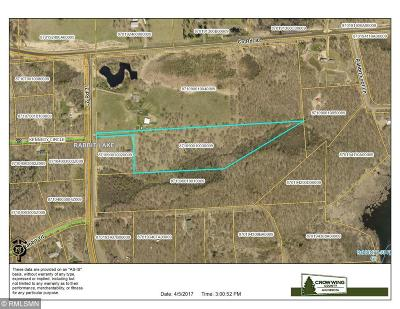 Aitkin Residential Lots & Land For Sale: Xxx County Road 31