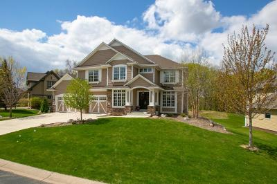 Chanhassen Single Family Home For Sale: 10136 Trails End Road