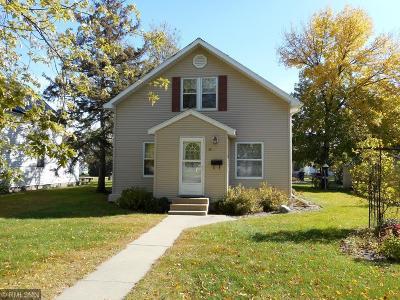 Clara City, Montevideo, Dawson, Madison, Marshall, Appleton Single Family Home For Sale: 28 S Nelson Street