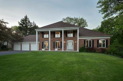 Edina Single Family Home For Sale: 7033 Lanham Lane