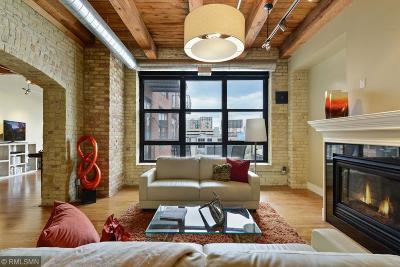 Minneapolis Condo/Townhouse For Sale: 607 Washington Avenue S #403