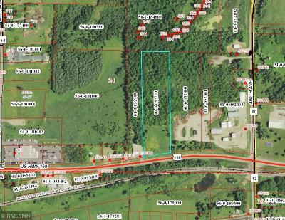 Aitkin Residential Lots & Land For Sale: Tbd Us Highway 169