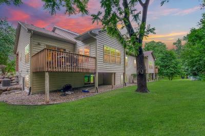 White Bear Lake Single Family Home For Sale: 3160 Hidden Lake Point