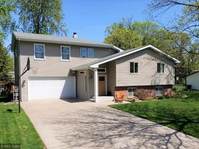 Shoreview Single Family Home For Sale: 4339 Rustic Place