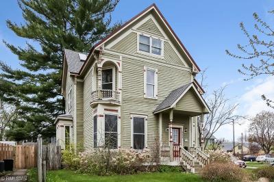 Saint Paul Single Family Home For Sale: 429 Winslow Avenue