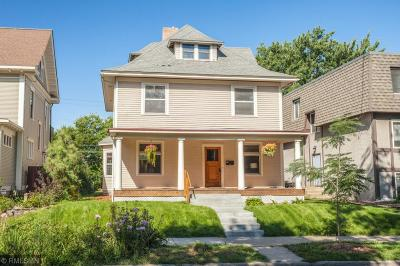 Minneapolis Single Family Home For Sale: 2624 Garfield Avenue