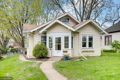 Hopkins Single Family Home Contingent: 222 7th Avenue N