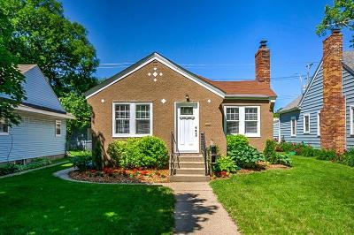 Saint Louis Park Single Family Home For Sale: 4236 Utica Avenue S