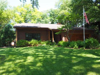 Shoreview Single Family Home For Sale: 399 Harriet Circle