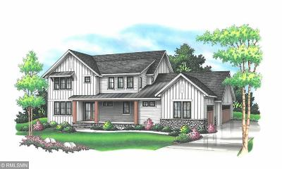 Medina Single Family Home For Sale: 2828 Deer Hill Road