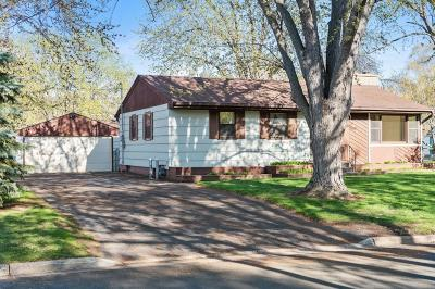 New Hope Single Family Home Contingent: 6000 Sumter Avenue N