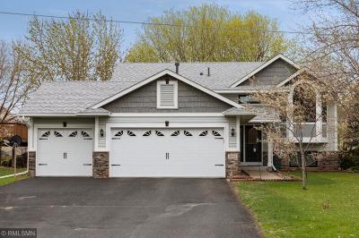 Blaine Single Family Home For Sale: 8552 Edison Street NE